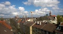 Über den Dächern von Dortmund