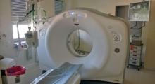 CT Anlage im Krankenhaus