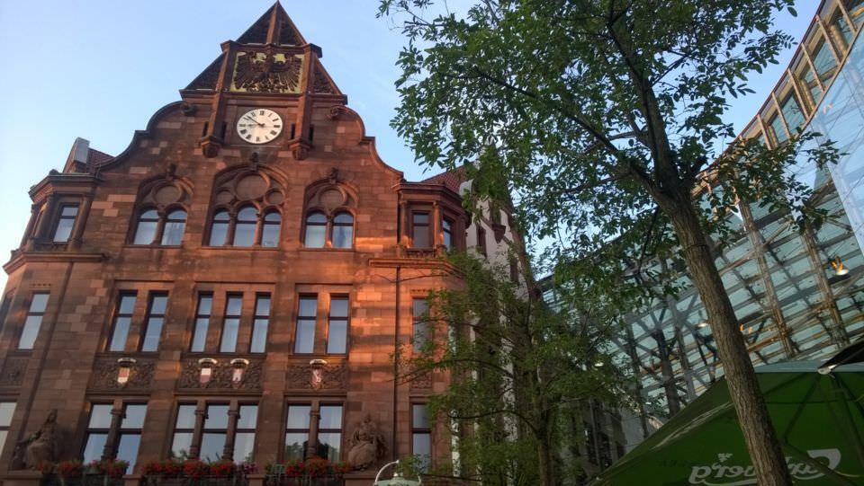 Das alte Rathaus der Stadt Dortmund