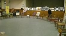 Ausstellung im großen Saal