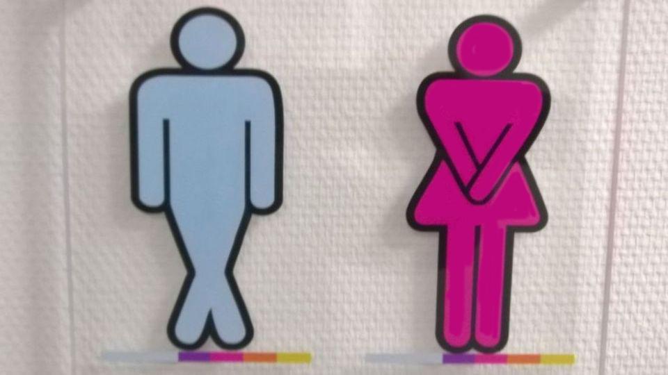 Abbildung Mann und Frau