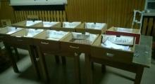 AG's in Schubladen organisiert