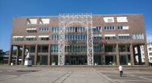 Das Rathaus von Dortmund