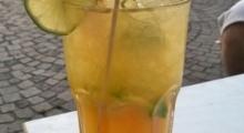 Cocktail ohne Alkohol - Ipanema