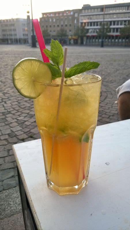 Cocktail ohne Alkohol - Ipanema