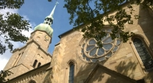 Die Reinoldikirche in Dortmund