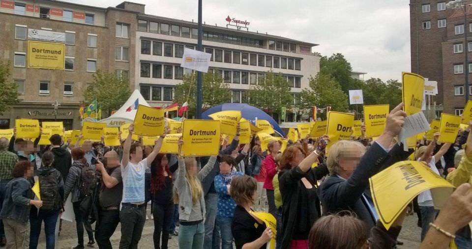 Dortmund steht auf gegen Rechts