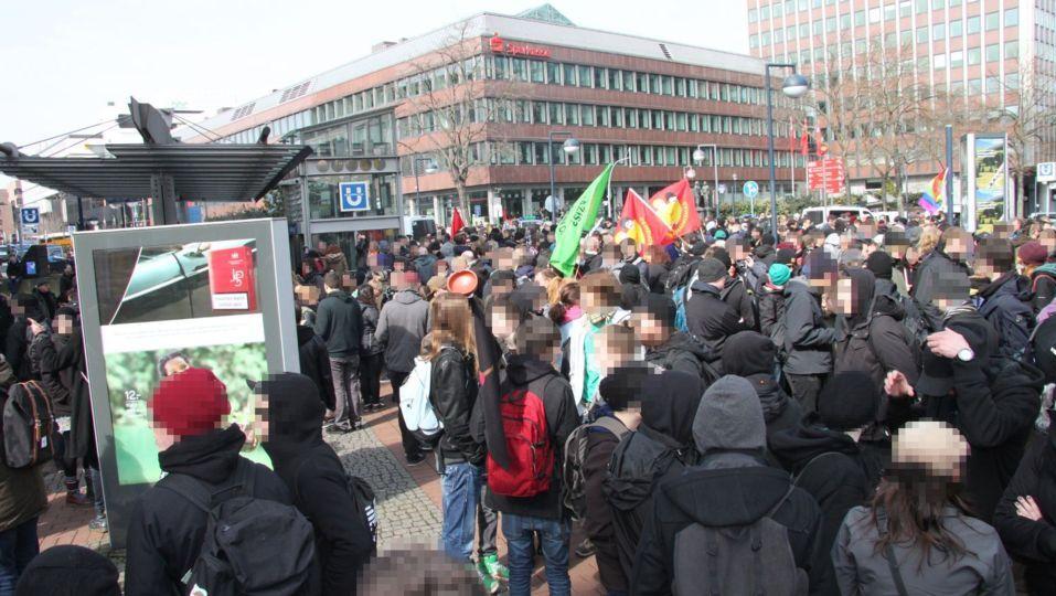 Treffpunkt Kampstraße