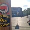 Huckarde am Montag mit Nazis